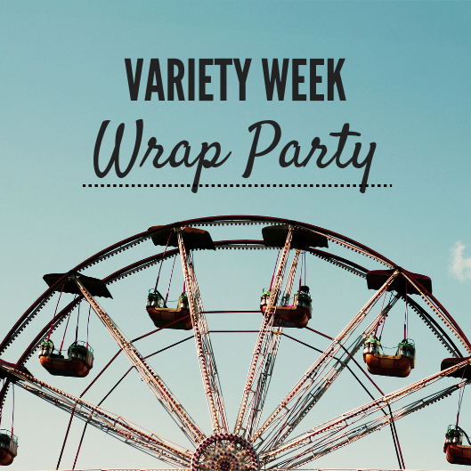 ferris wheel at variety wrap party