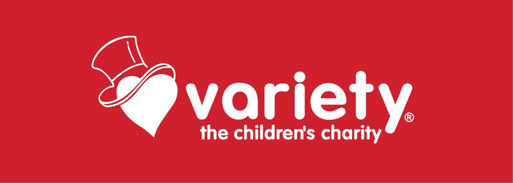 Variety - the Children's Charity Banner