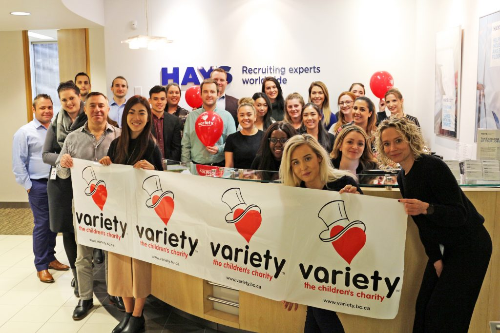 Hays Partnership Launch